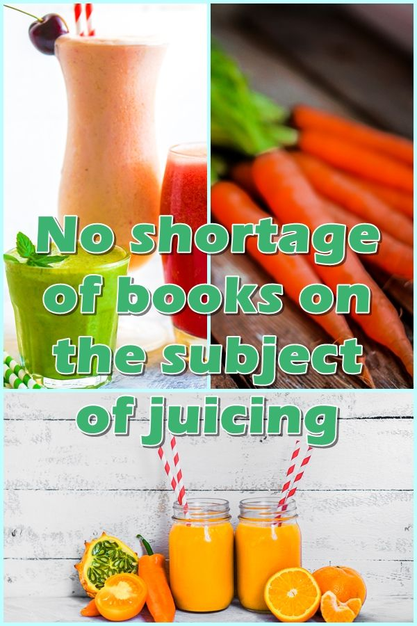 There is no shortage of books on the subject of juicing. If you are looking for the freshest info and juicing recipes, check out these top new juicing books