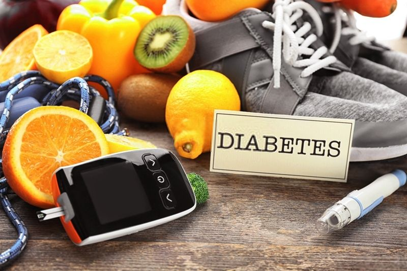 A person who is pre-diabetic can stop themselves from getting full-blown type II diabetes. By losing weight and increasing exercise, you can reverse the damage and bring the glucose back to normal.