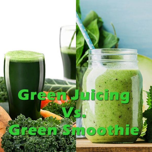 Both blending and juicing are ideal for incorporating plenty of fresh produce into our diets.