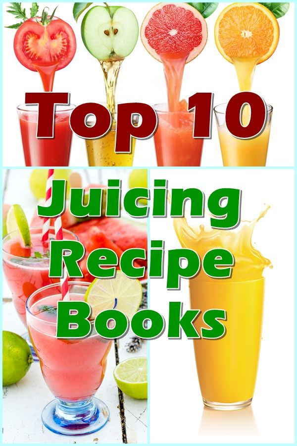 As you get started on your journey to juicing, you will probably want to find some tasty recipes. While you can experiment on your own, it does help to start with recipes that others have come up with. This is done through juicing recipe books