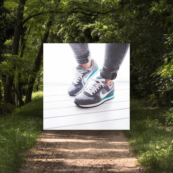 Honestly, there's simply no better time than now to dust off your walking shoes thus hitting the trail, sidewalk as well as your driveway.