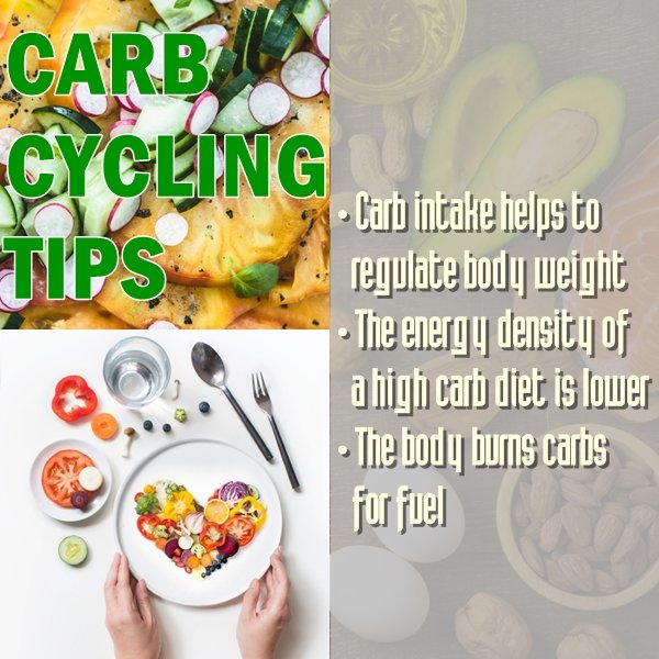 These carb cycling tips will make your weight loss process a winner. Try carb cycling diet right now if you are searching for healthy and safe diet. #carbcycling