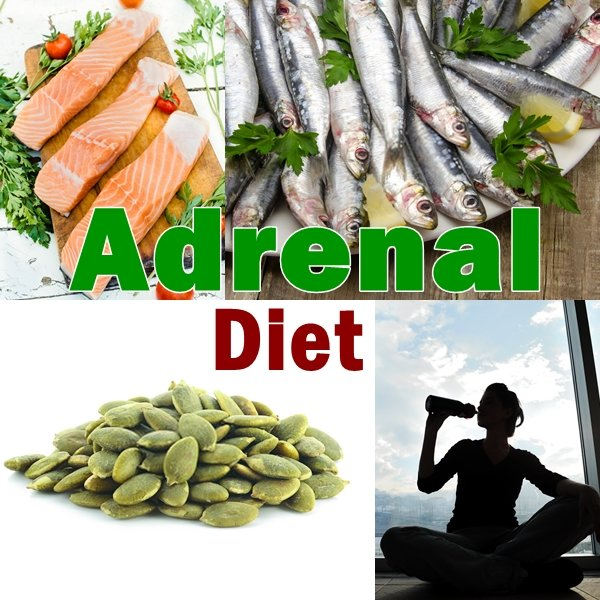 If you eat right, you can keep your adrenals and other glands healthy, happy, and functioning correctly. #adrenalfatigue