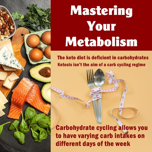 There are multiple dieting strategies available separate from carb cycling such as ketogenic diets. However, carb cycling has some unique health benefits that set it apart from other approaches.
