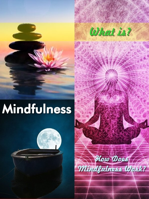 As you might already know, mindfulness is a way to be in the present and only the present. You focus on what you are doing or thinking at this moment, without worrying about the future or dwelling on the past.